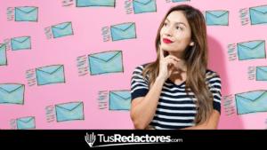 como redactar un correo electronico